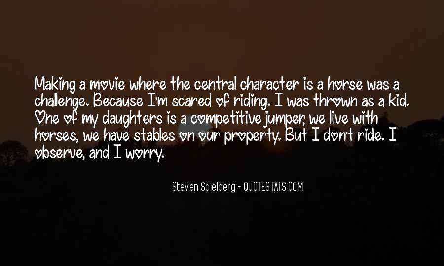 Steven Spielberg Quotes #418590