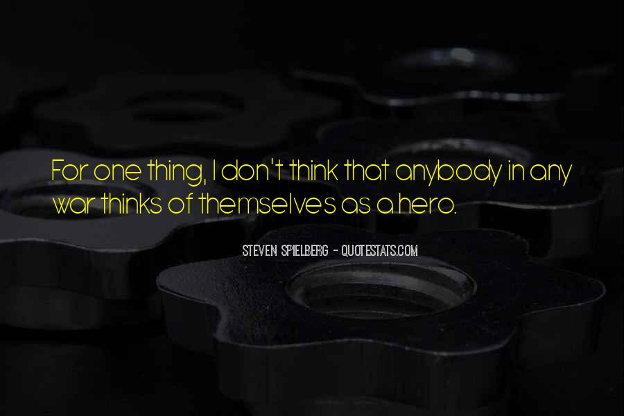 Steven Spielberg Quotes #477607