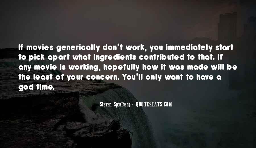 Steven Spielberg Quotes #487162