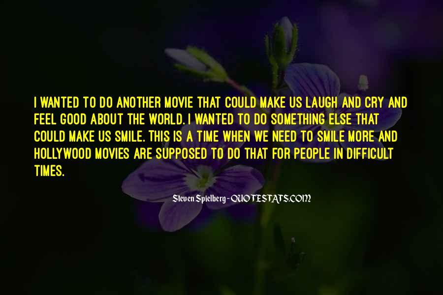 Steven Spielberg Quotes #491735