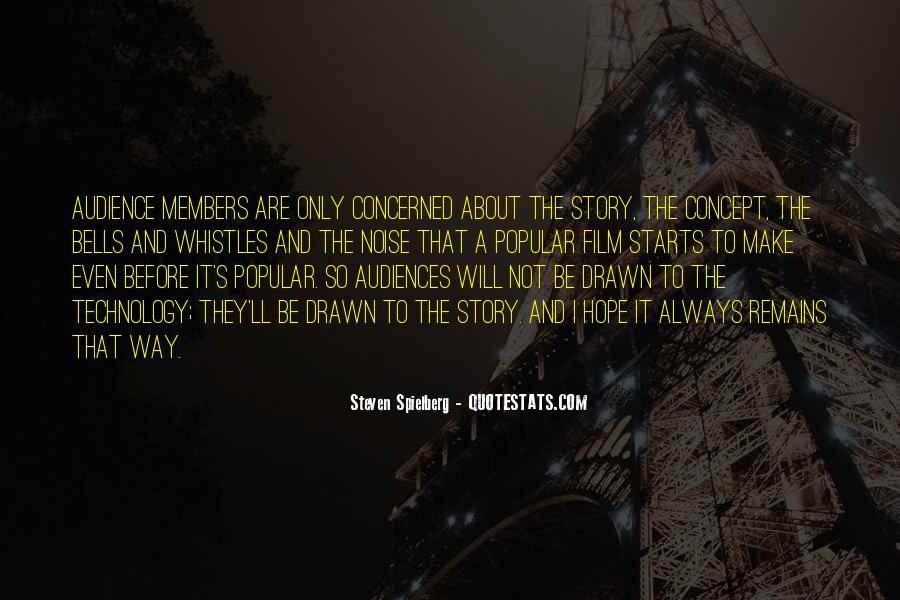 Steven Spielberg Quotes #698407