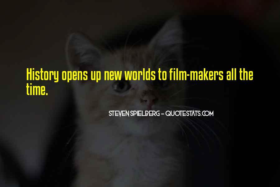Steven Spielberg Quotes #721687