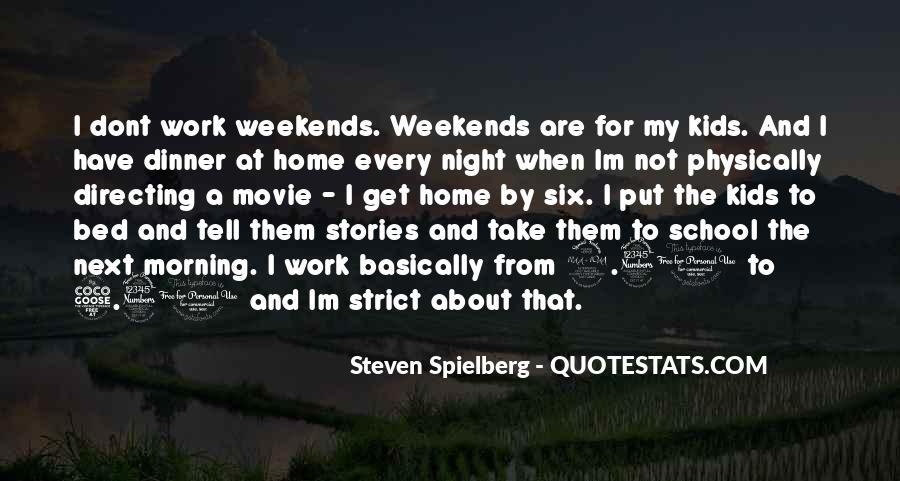 Steven Spielberg Quotes #732288