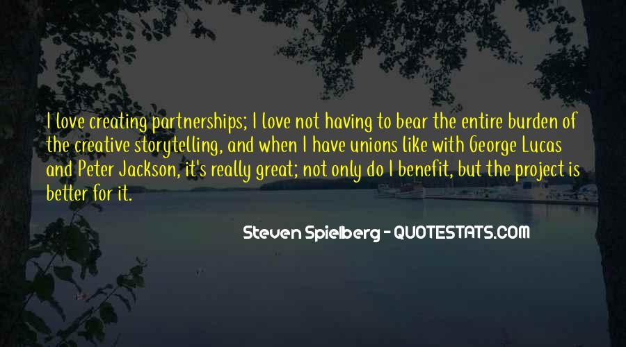 Steven Spielberg Quotes #827079