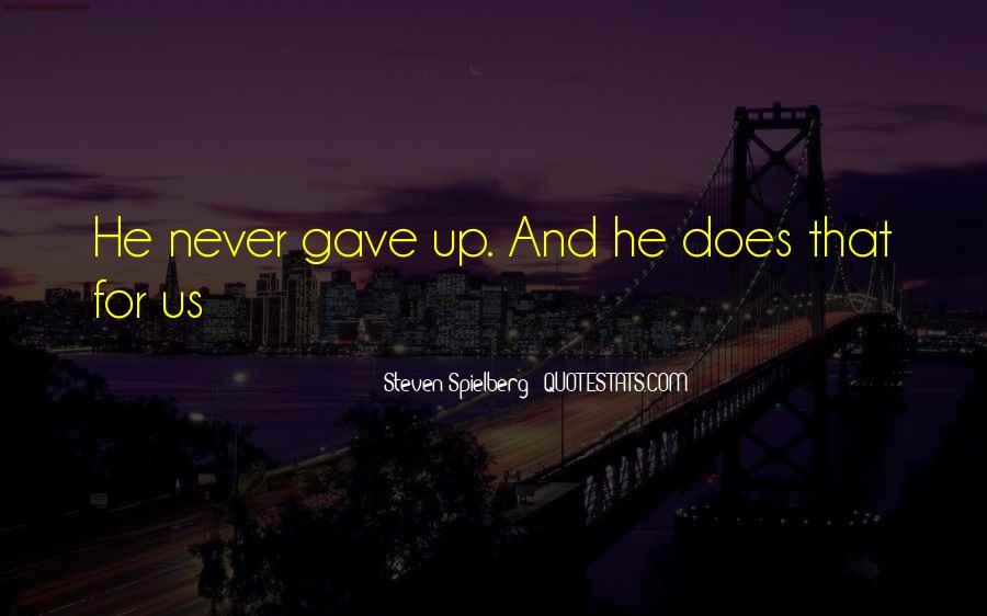 Steven Spielberg Quotes #855243