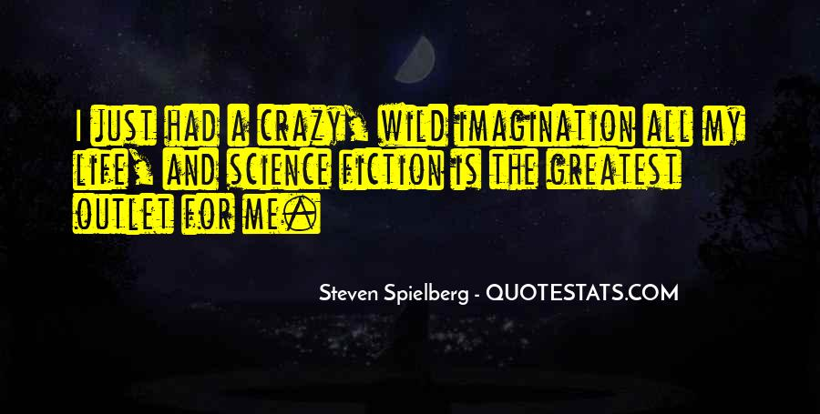 Steven Spielberg Quotes #978095