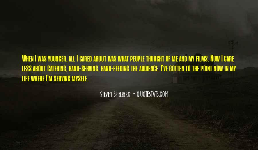 Steven Spielberg Quotes #988701