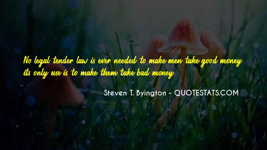 Steven T. Byington Quotes #1706155