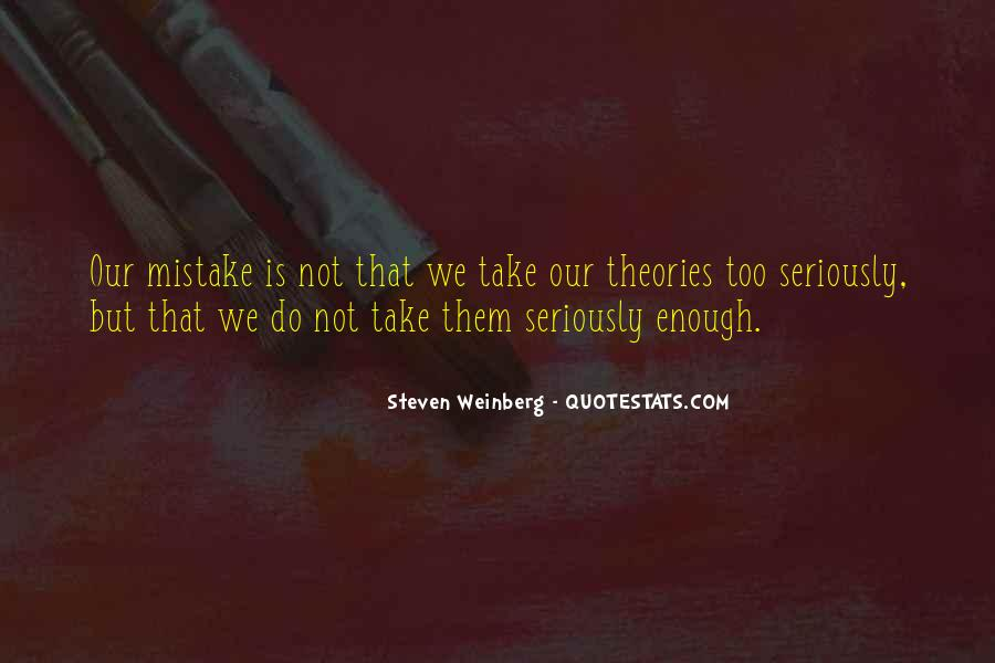 Steven Weinberg Quotes #1304708