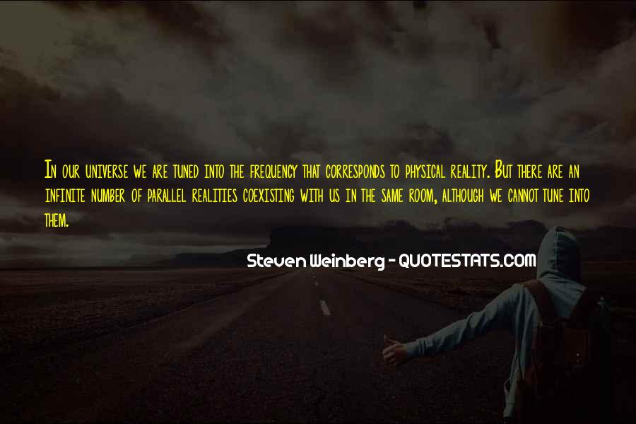 Steven Weinberg Quotes #1338384