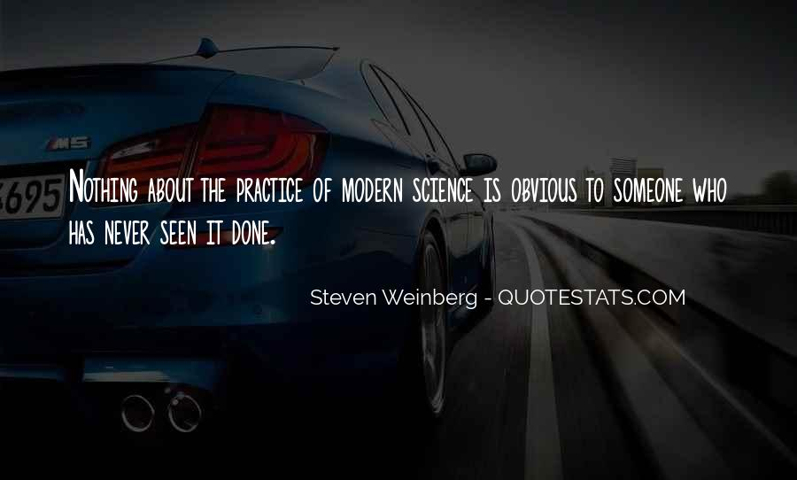 Steven Weinberg Quotes #1343057