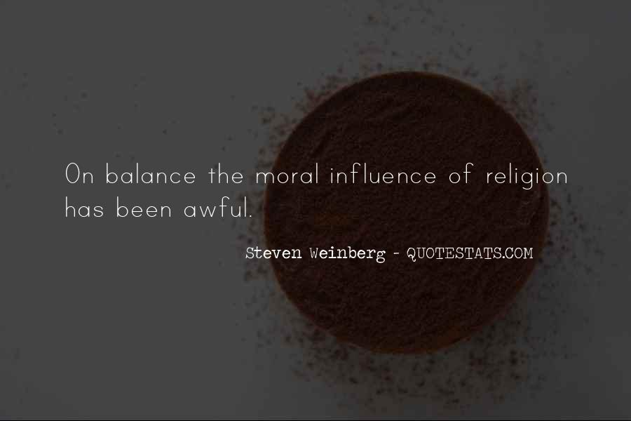 Steven Weinberg Quotes #1541725
