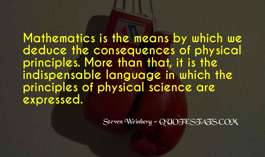 Steven Weinberg Quotes #1589376