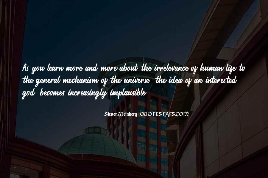 Steven Weinberg Quotes #1590029