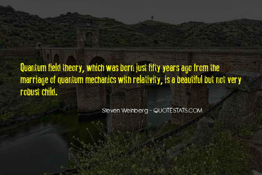 Steven Weinberg Quotes #198724