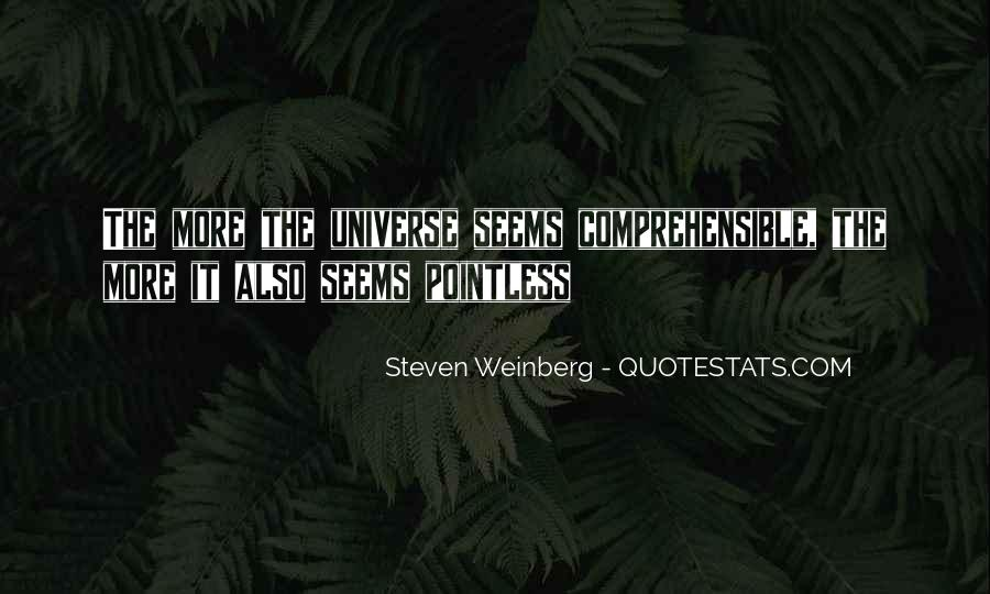 Steven Weinberg Quotes #247343