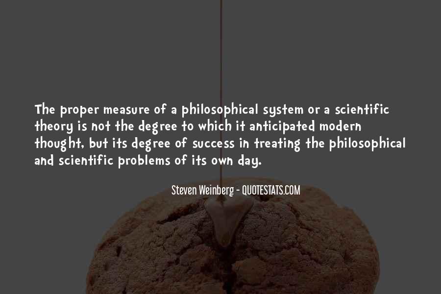 Steven Weinberg Quotes #39693