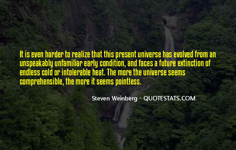 Steven Weinberg Quotes #398682
