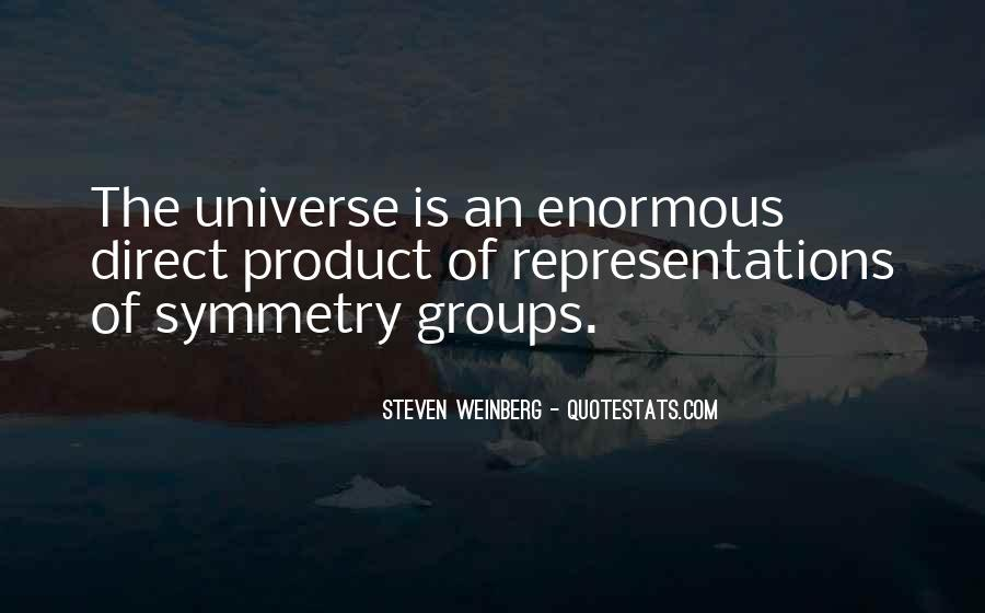 Steven Weinberg Quotes #403971