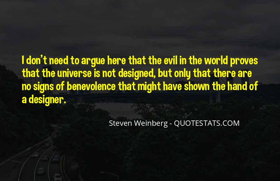Steven Weinberg Quotes #500834