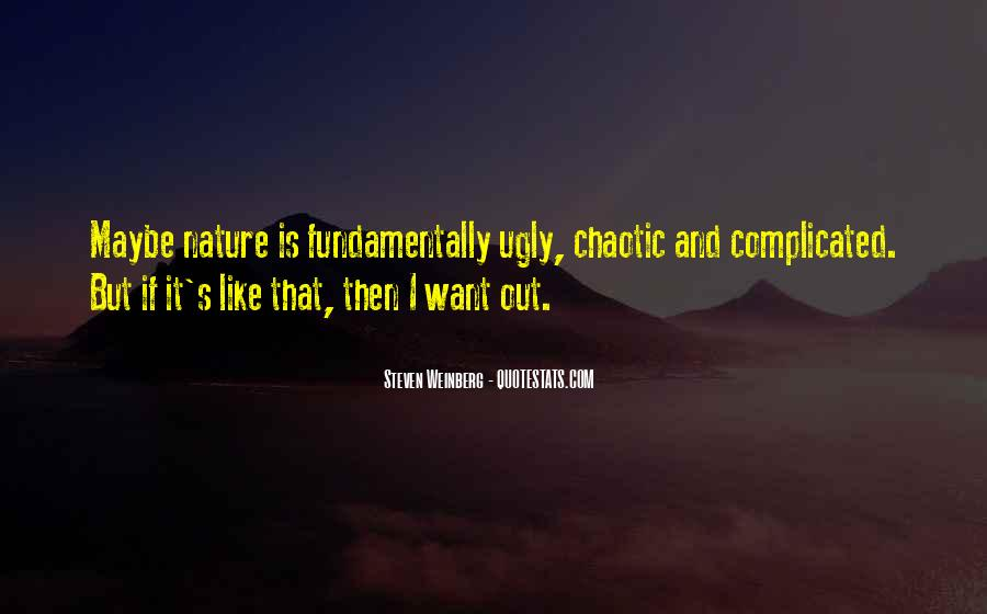 Steven Weinberg Quotes #538276