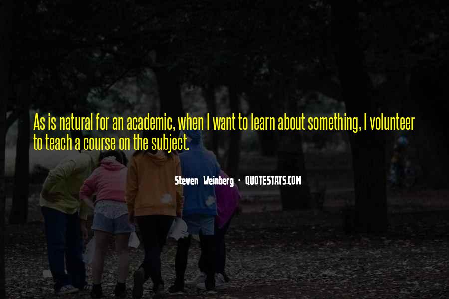 Steven Weinberg Quotes #54816