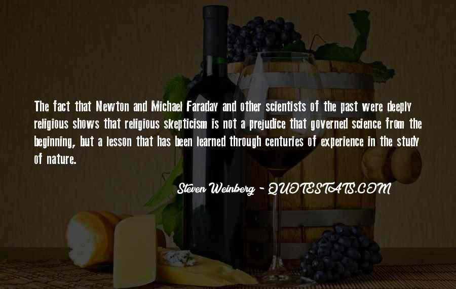 Steven Weinberg Quotes #54991