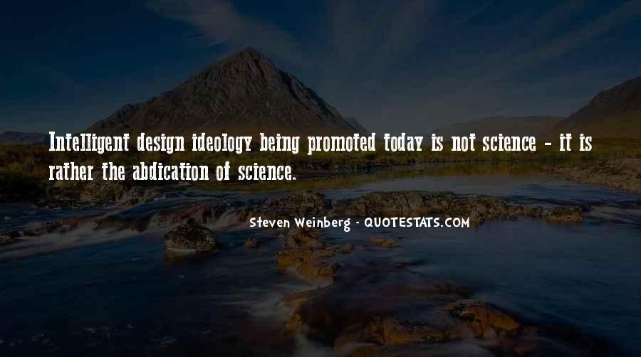 Steven Weinberg Quotes #55551