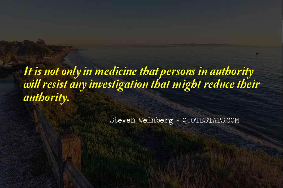 Steven Weinberg Quotes #813502