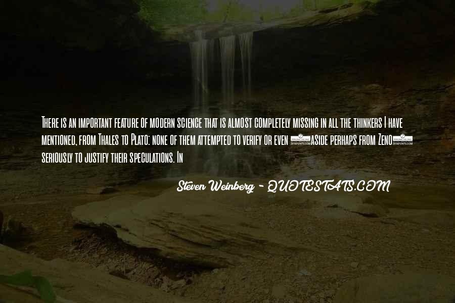 Steven Weinberg Quotes #840595