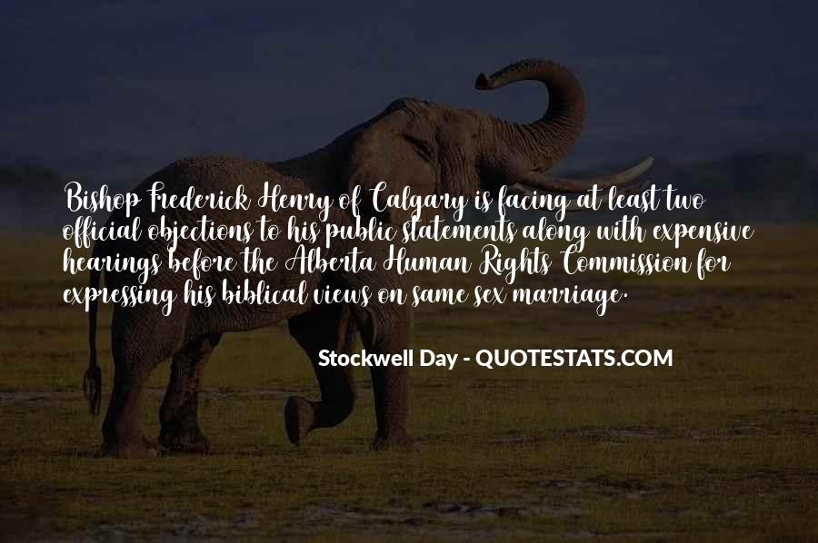 Stockwell Day Quotes #1019075