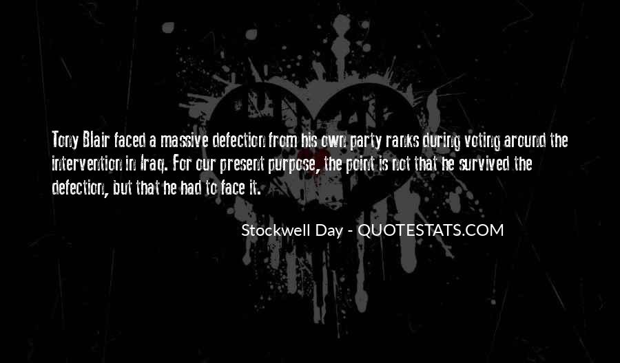 Stockwell Day Quotes #1392121