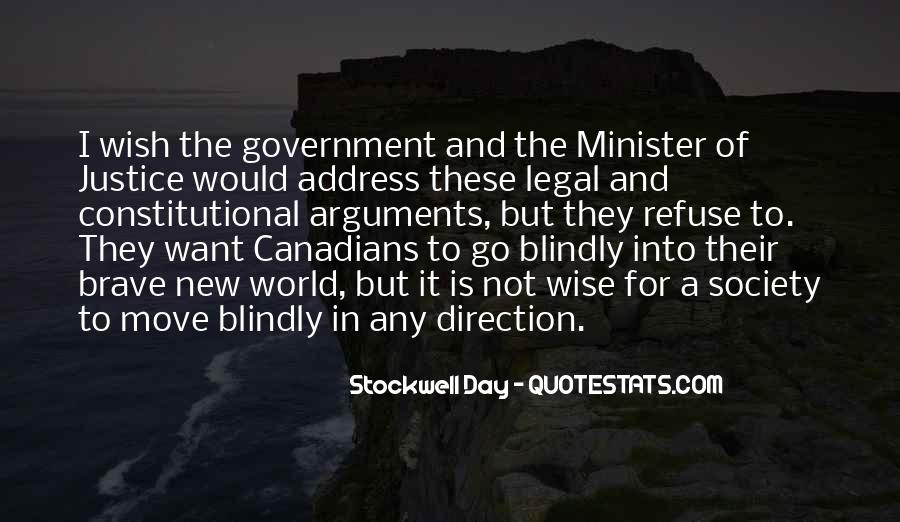 Stockwell Day Quotes #1435465