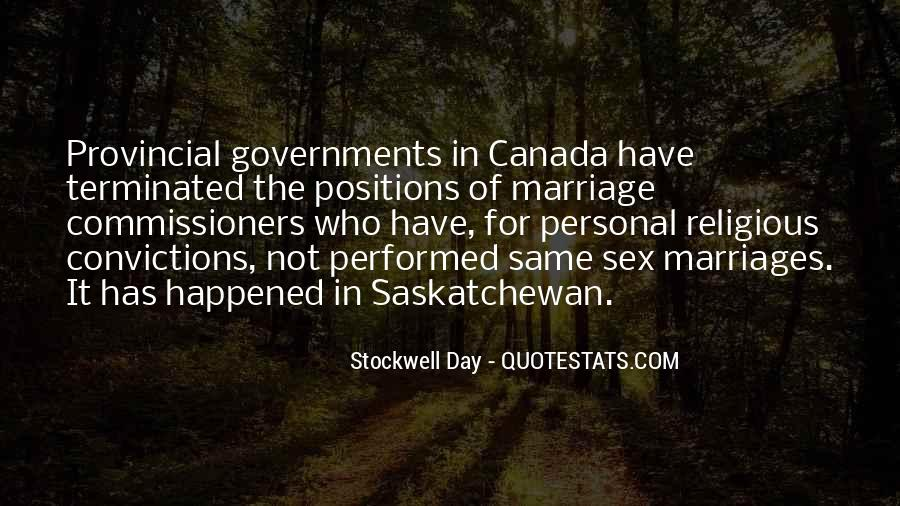 Stockwell Day Quotes #1640451