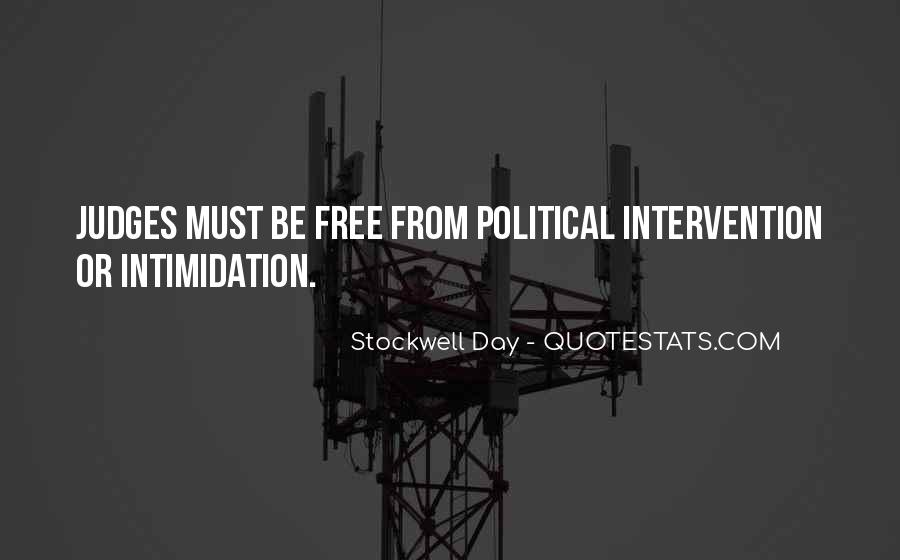Stockwell Day Quotes #1848641