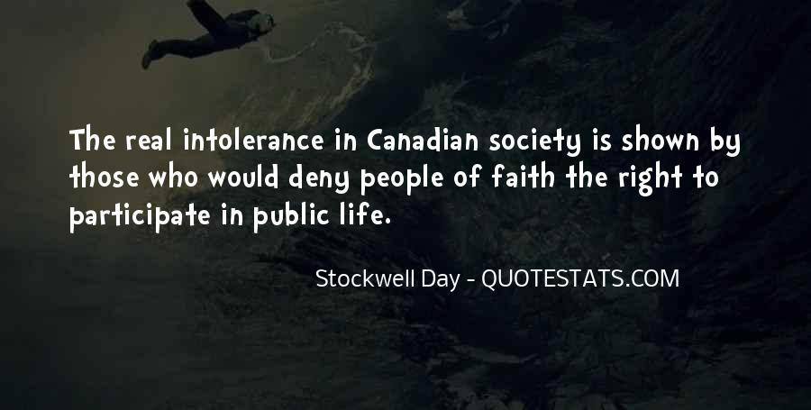 Stockwell Day Quotes #561657