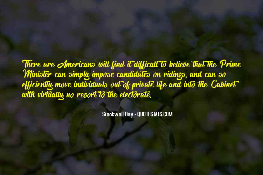 Stockwell Day Quotes #928512