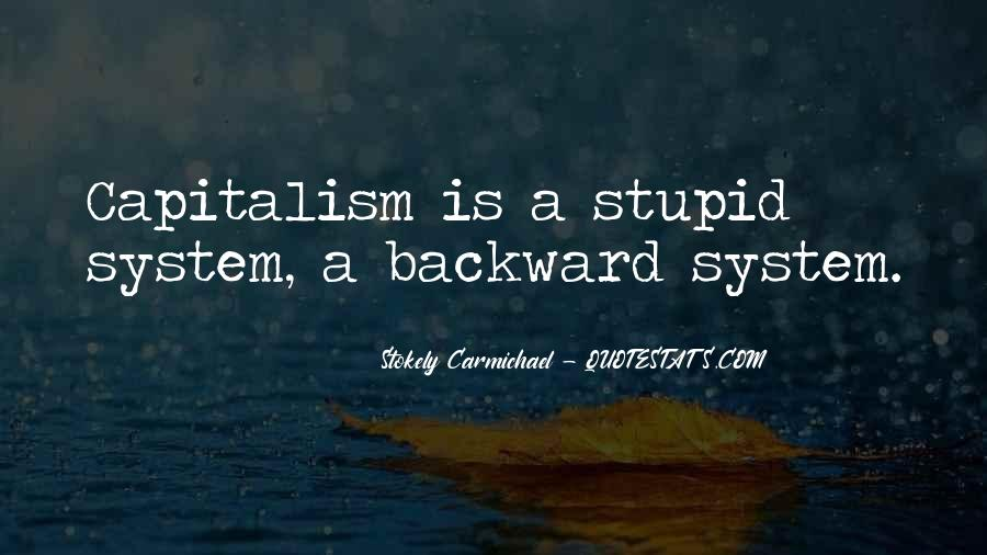 Stokely Carmichael Quotes #1173666