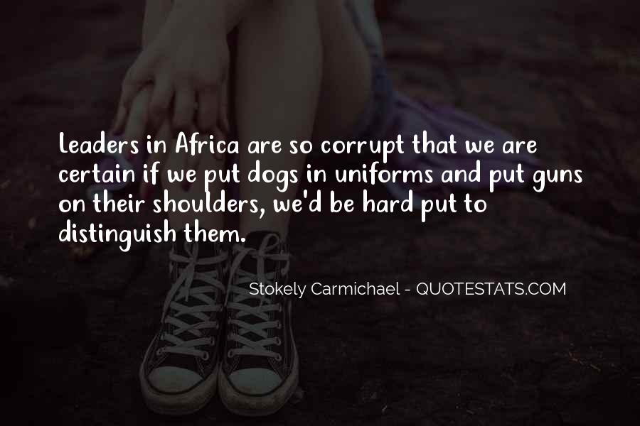 Stokely Carmichael Quotes #1290866