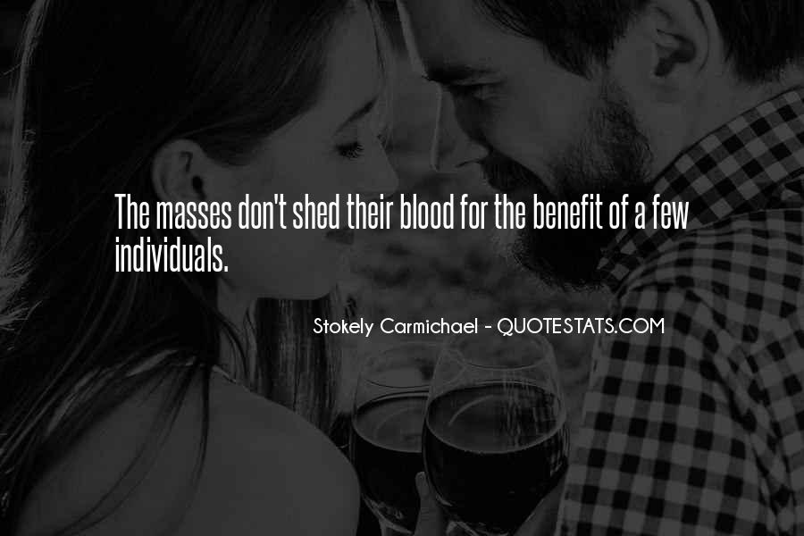 Stokely Carmichael Quotes #1533666