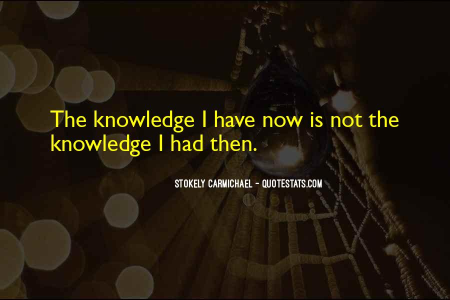Stokely Carmichael Quotes #1696673