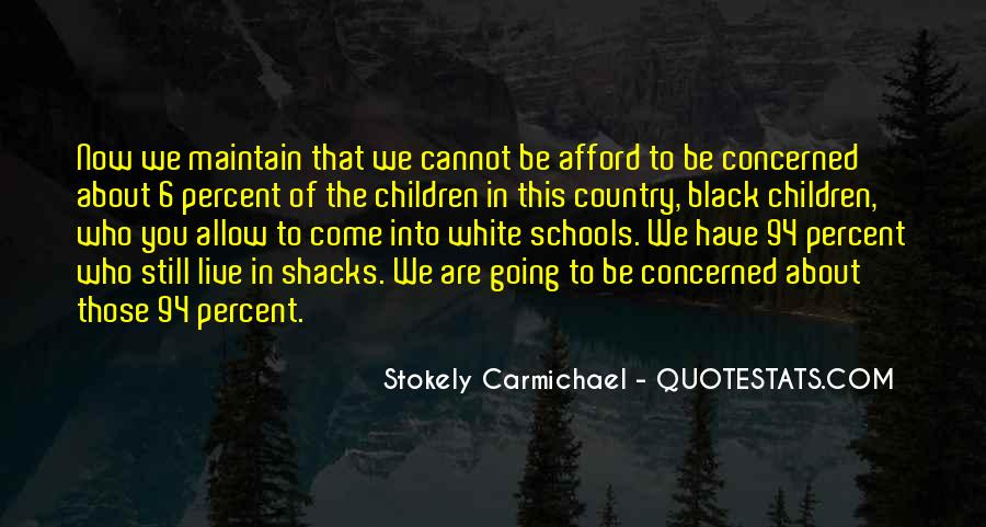 Stokely Carmichael Quotes #209489