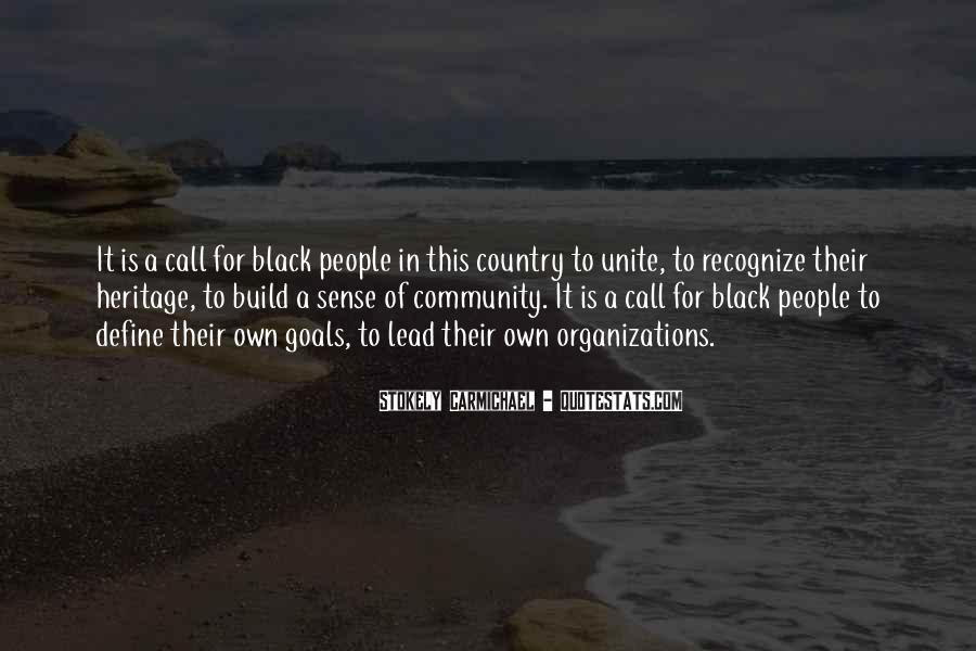 Stokely Carmichael Quotes #618174