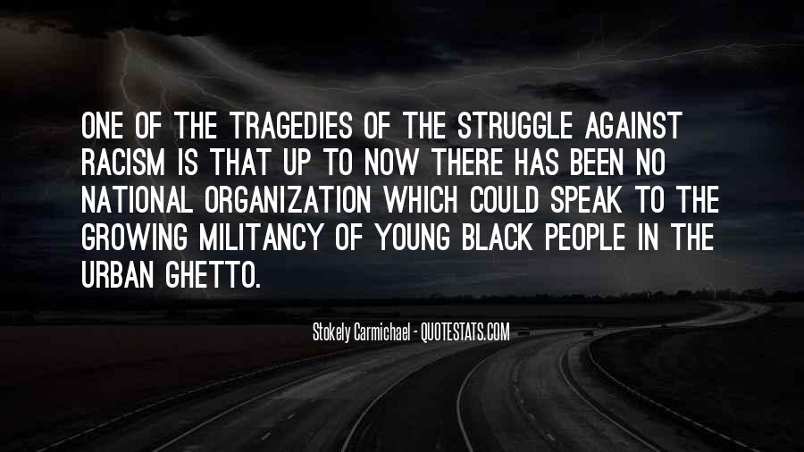 Stokely Carmichael Quotes #820206