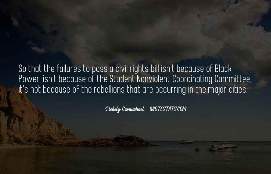 Stokely Carmichael Quotes #821628