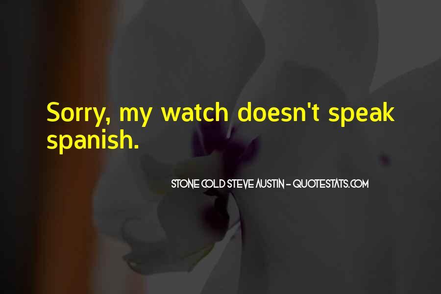 Stone Cold Steve Austin Quotes #1354793