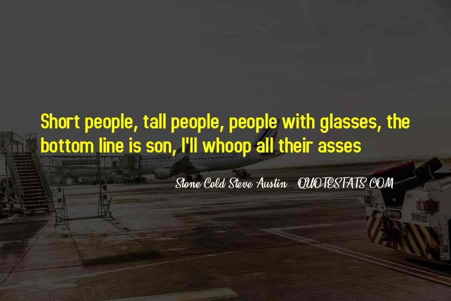 Stone Cold Steve Austin Quotes #1809187