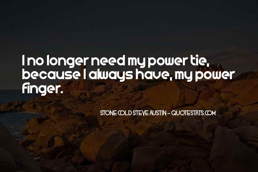 Stone Cold Steve Austin Quotes #585442