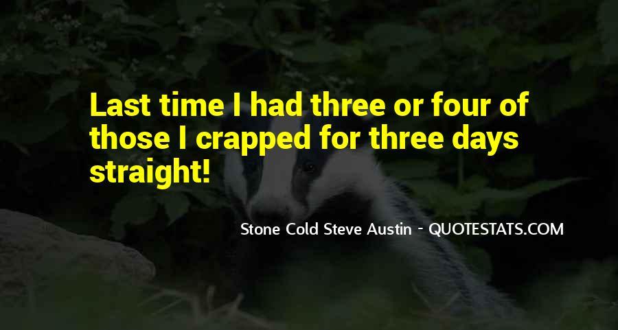 Stone Cold Steve Austin Quotes #86073