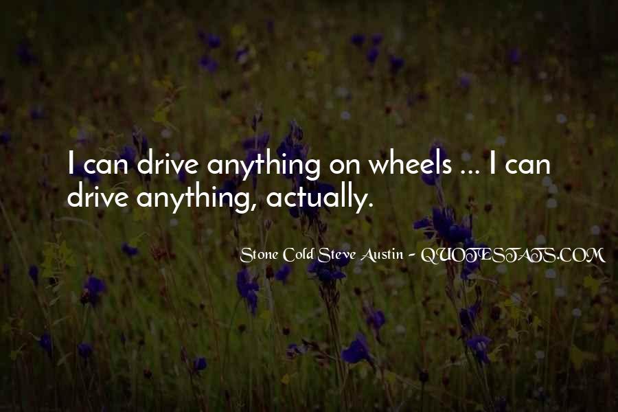 Stone Cold Steve Austin Quotes #909220